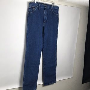Wrangler Original Fit 36x34 Mens Jeans NWT E3
